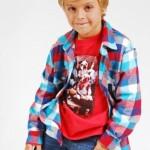 camisa con remera para chicos invierno 2015 TIPOTEO