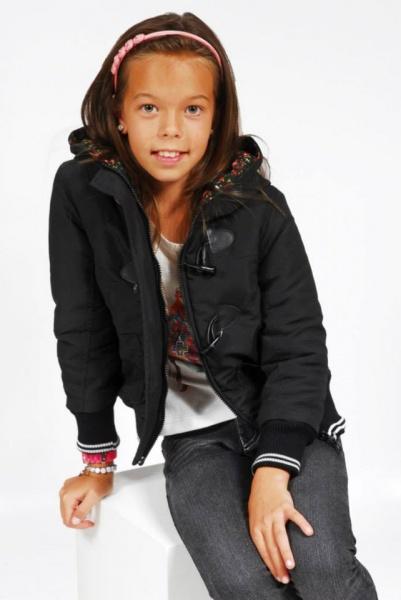 campera para nenas  invierno 2015 - TIPOTEO
