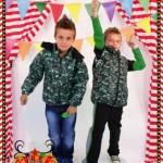 campera y chaleco camuflado para nenes otoño invierno 2015 Dilo tu ropa divertida