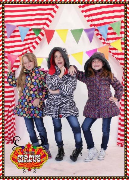 camperones estampados para nenas otoño invierno 2015 - Dilo tu ropa divertida