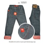 jeans para nena Emmo otoño invierno 2015