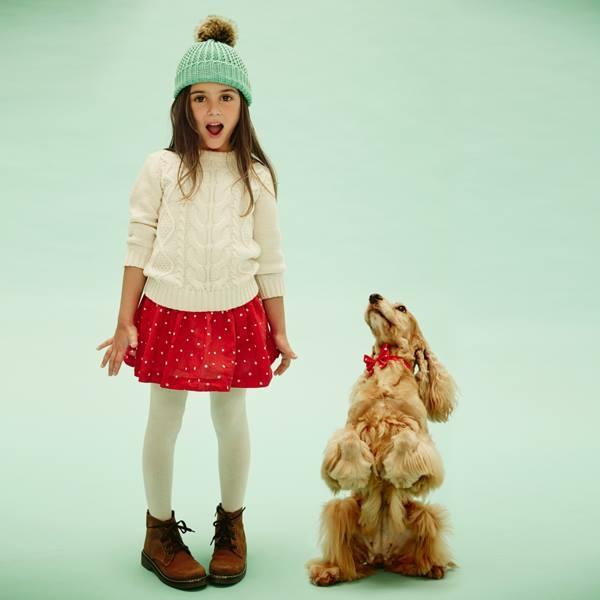 pollera nenas Cheeky invierno 2015