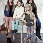 ropa para nenas Mapamondo invierno 2015