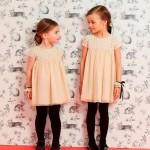 vestidos para nenas Little Akiabara invierno 2015