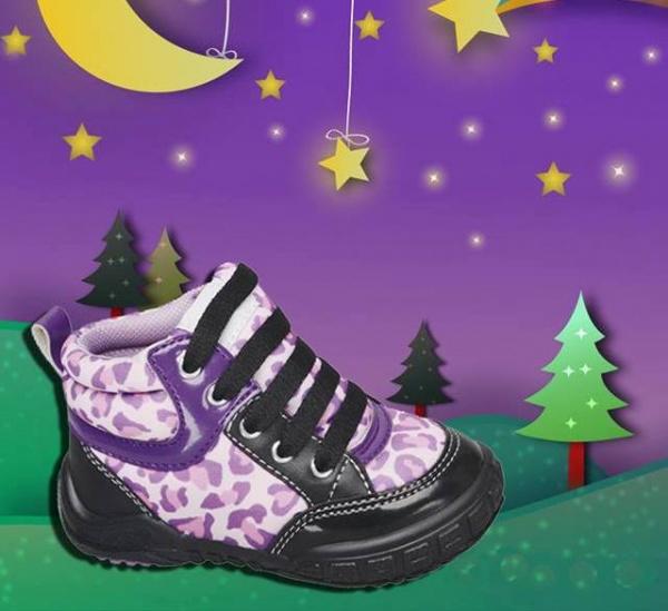 zapatillas botitas  para bebes invierno 2015 - Plumitas