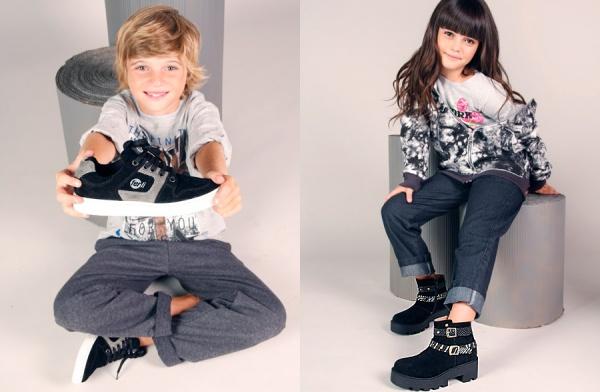 zapatillas para chicos  - Ferli calzados invierno 2015