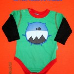 body mangas largas para bebe flow kids invierno 2015