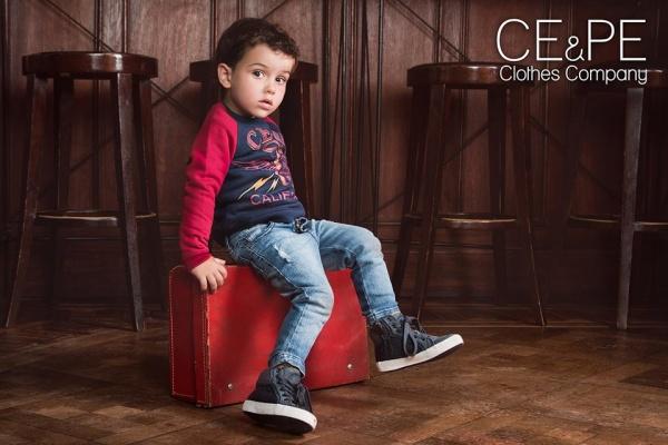 buzo y jeans para niños otoño invierno 2015