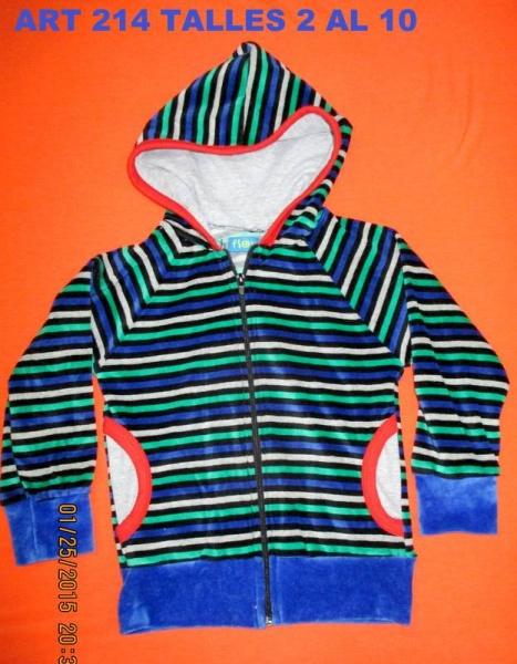 camepra de plush para chicos - flow kids invierno 2015