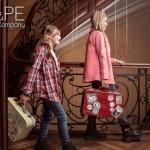 camisa escosesa para nenas otoño invierno 2015 CE PE