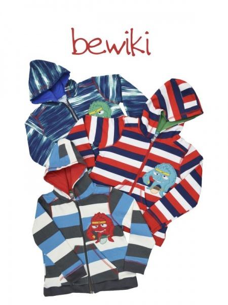 campera canguro para chicos Bewiki otoño invierno 2015