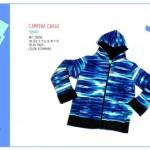 campera de algodon estampada para varones Giocare otoño invierno 2015