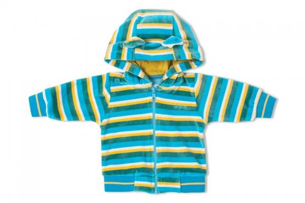 campera de plush GdeB - moda para bebes invierno 2015