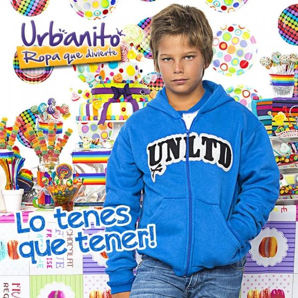 campera para nenes invierno 2015 Urbanito