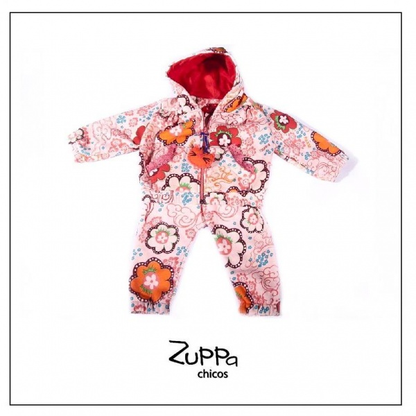 conjunto estampado para bebe nena  otoño invierno 2015 by Zuppa chicos
