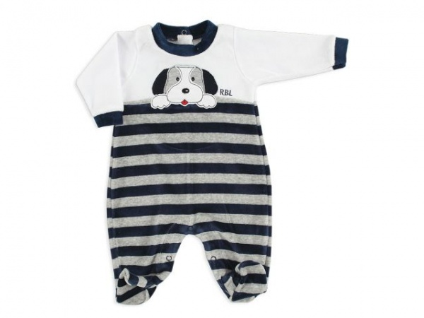 enterito para bebe de plush - Ruabel otoño invierno 2015