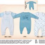 enteritos para bebes varones Pilim otoño invierno 2015