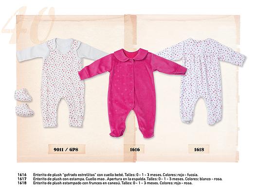 enteritos para nenas bebes  - Pilim otoño invierno 2015