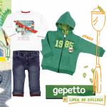 jeans buzos y remeras para niños otoño invierno 2015 GEPETTO