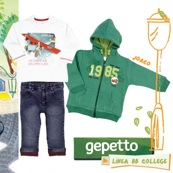 jeans buzos y remeras para niños otoño invierno 2015 - GEPETTO