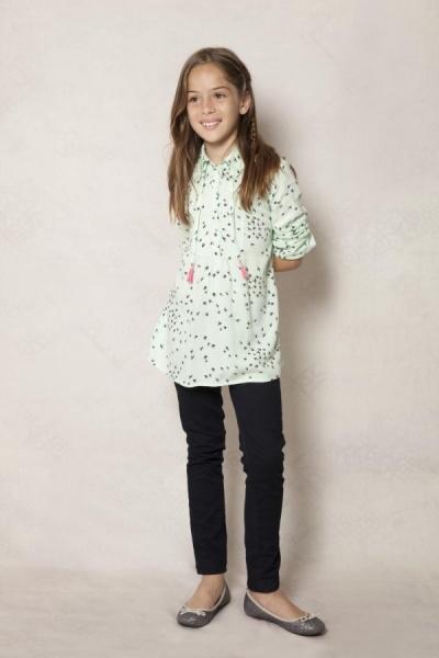 jeans y camisola para nenas Rapsodia Kids invierno 2015