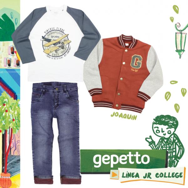 linea colegial otoño invierno 2015 - GEPETTO