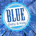 Blue baby logo
