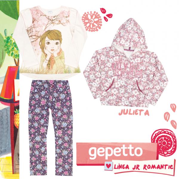 look estampado para nenas otoño invierno 2015 - GEPETTO