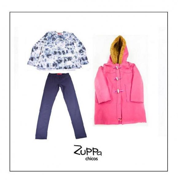 look para niñas  otoño invierno 2015 by Zuppa chicos