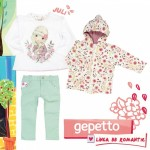 look romantico para nenas otoño invierno 2015 GEPETTO