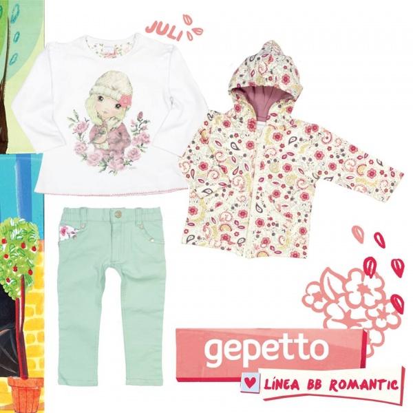look romantico para nenas otoño invierno 2015 - GEPETTO
