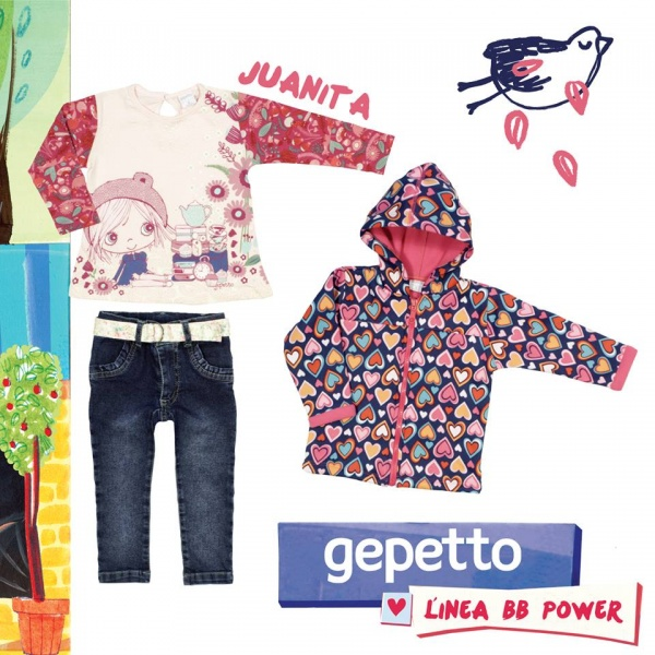 look urbano y casual para nenas otoño invierno 2015 - GEPETTO