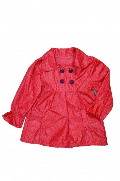 piloto rojo para nenas - Bewiki otoño invierno 2015