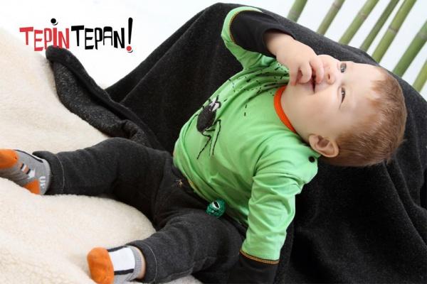 remera mangas largas bebe - Tepin tepan otoño invierno 2015