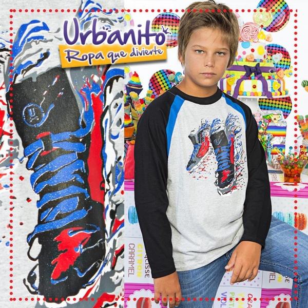 remera para varones otoño invierno 2015 Urbanito
