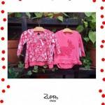 remera y body para bebe nena rosa otoño invierno 2015 by Zuppa chicos