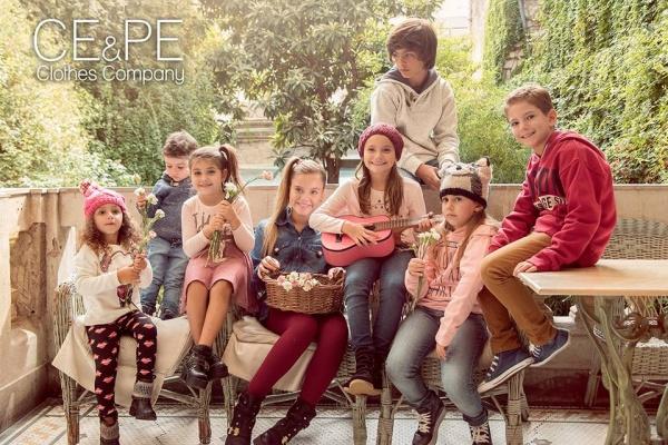 ropa para chicos otoño invierno 2015 CE PE
