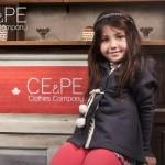 saco de algodon para nenas otoño invierno 2015 CE PE