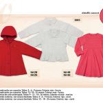 saco y vesttido para bebes nenas Pilim otoño invierno 2015