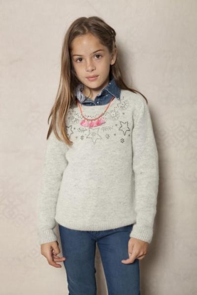 sweater para nenas Rapsodia Kids invierno 2015
