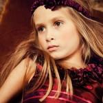Girls boutique – Vestido para nenas otoño invierno 2015