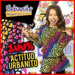 vestido mangas largas para nenas estampado Urbanito