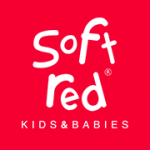 logo soft red