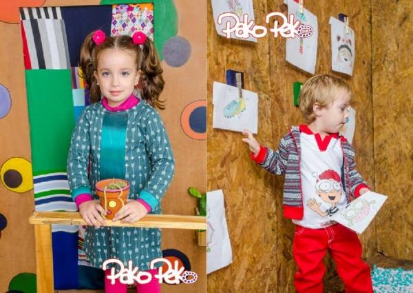 moda para bebe Pako Peko invierno 2015