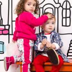 moda para niños invierno 2015 Soft Red