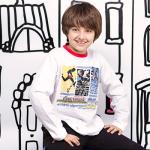 remera estampada para nenes invierno 2015 Soft Red