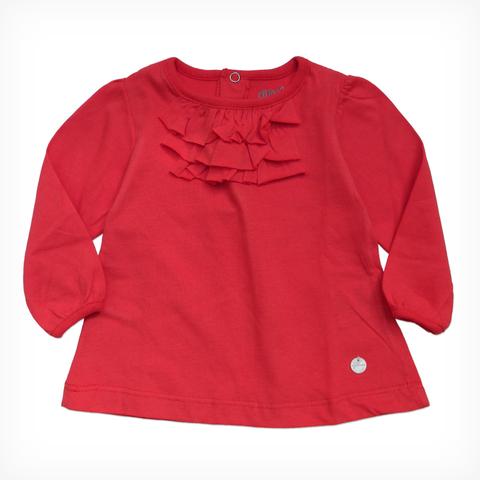 remera roja para bebes mangas largas Gimos invierno 2015