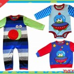 ropa a rayas para bebes invierno 2015 Naniabi