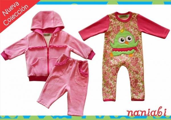 ropa para bebe nena para bebes invierno 2015 Naniabi
