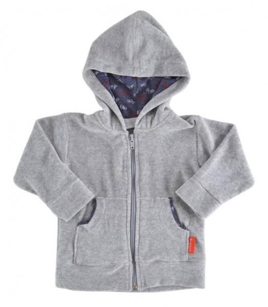 camperita de plush gris tidbit invierno 2015 bebe